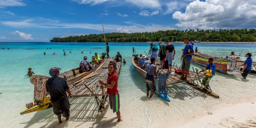 paradise 945318 1920 New Markets   New Opportunities: Papua New Guinea.