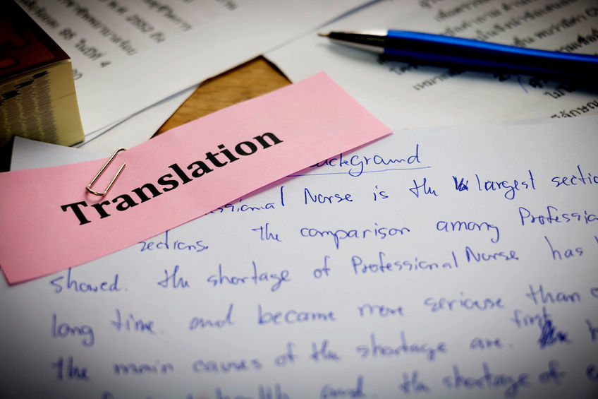 Translation industry grows rapidly