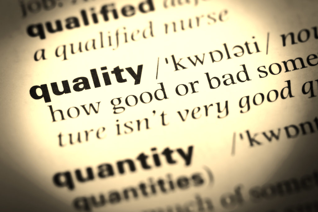 shutterstock 510196570 1024x683 ISO 17100 Certified Translation Services: Ensuring Quality Assurance